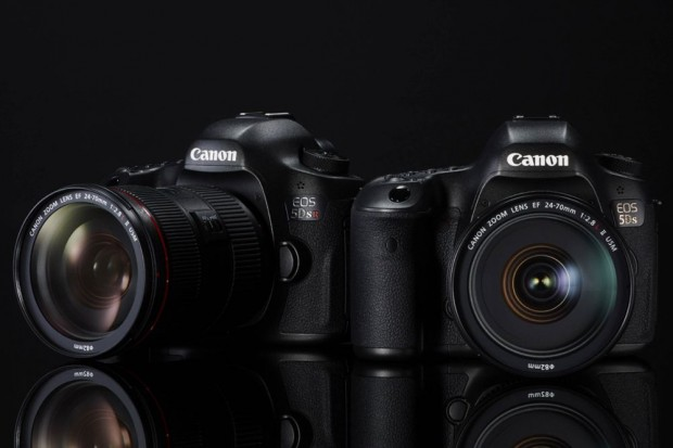 Canon EOS 5Ds & 5Ds R now Available for Pre-order Online !