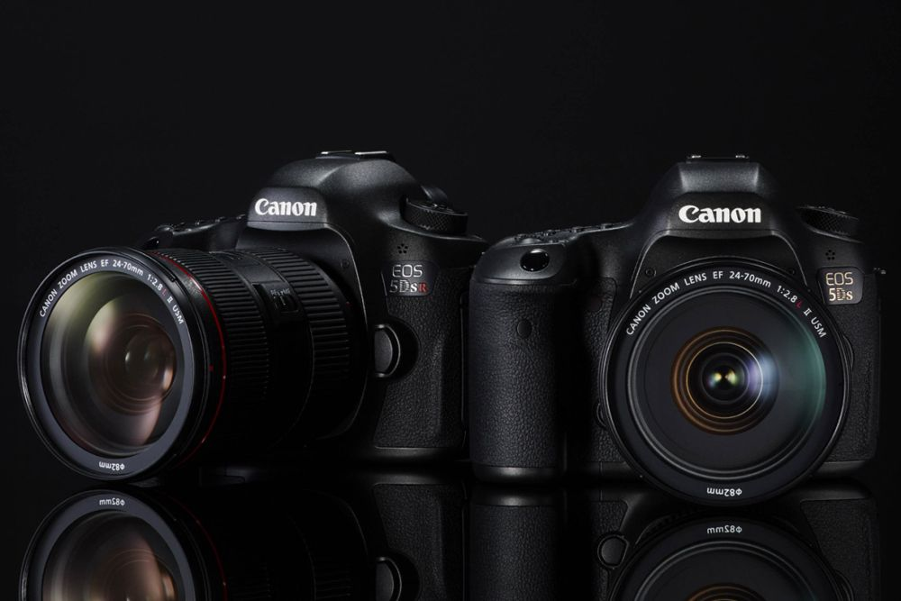 Canon EOS 5DS & 5DS R Mark II – Camera News at Cameraegg