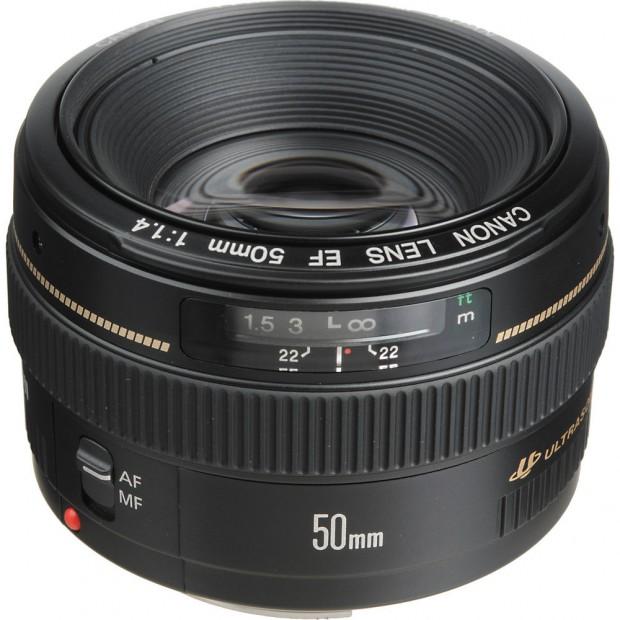ef 50mm f 1.4 lens