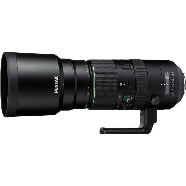 hd pentax 150-450mm f 4.5 5.6 lens