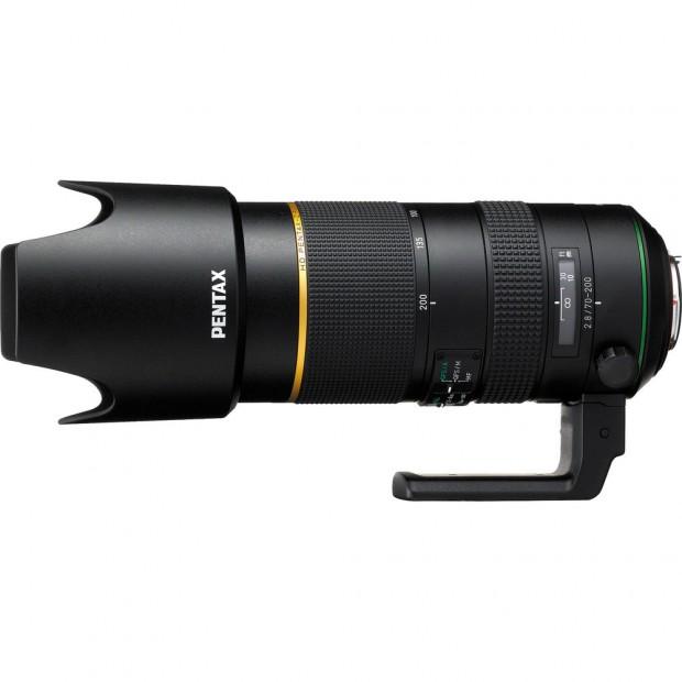 hd pentax 70-200mm f2.8 lens