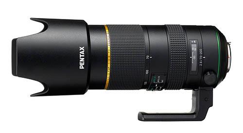 HD Pentax-D FA 70-200mm f/2.8 Lens