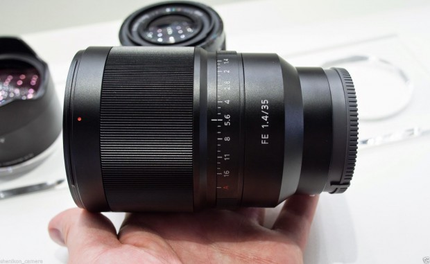 zeiss fe 35mm f 1.4 lens