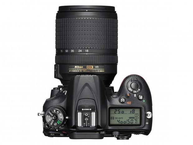 Nikon D7200 4