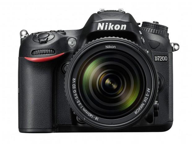 Nikon D7200 s