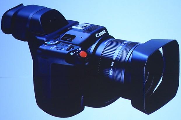 canon fixed lens 4k video camera