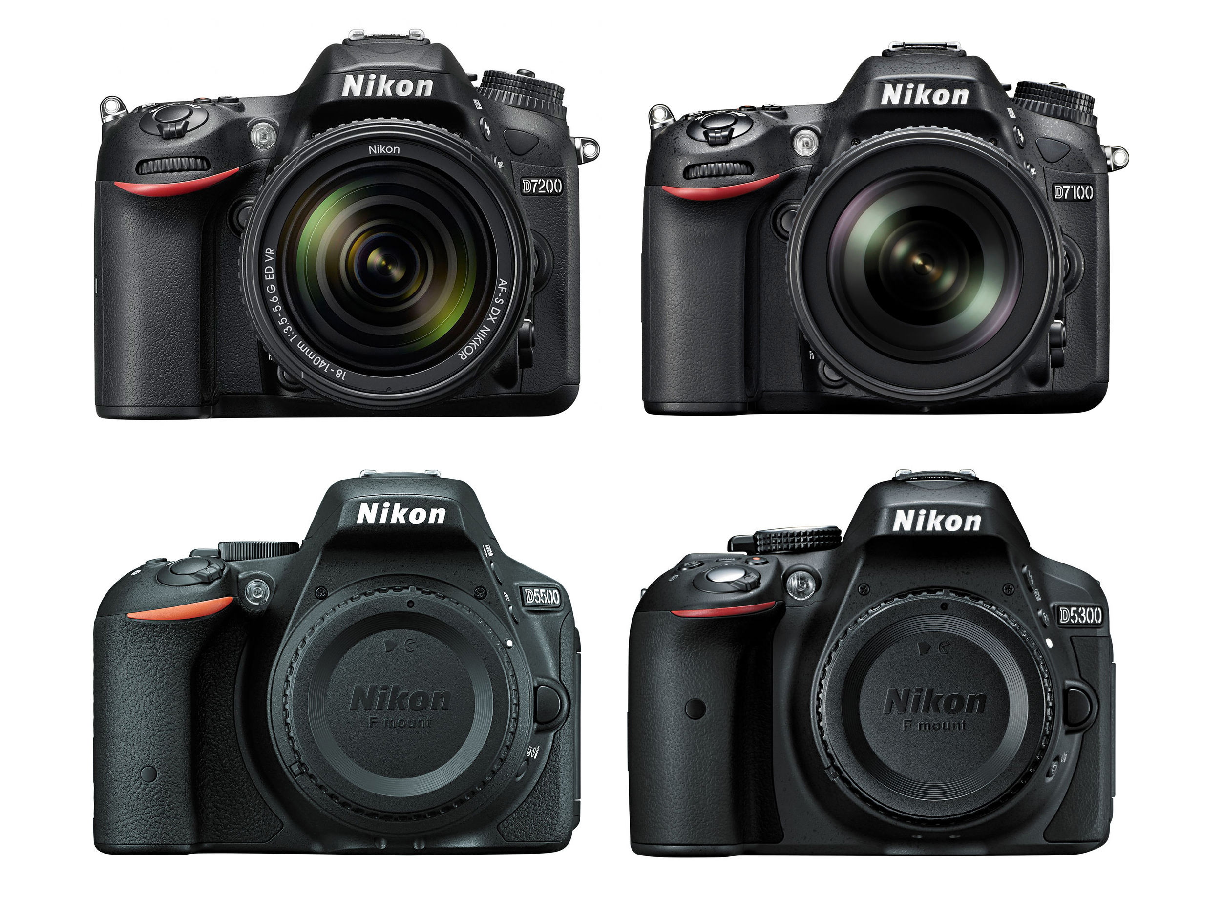 Nikon D5500 Vs D7200 >> Nikon D7100 – Camera News at Cameraegg