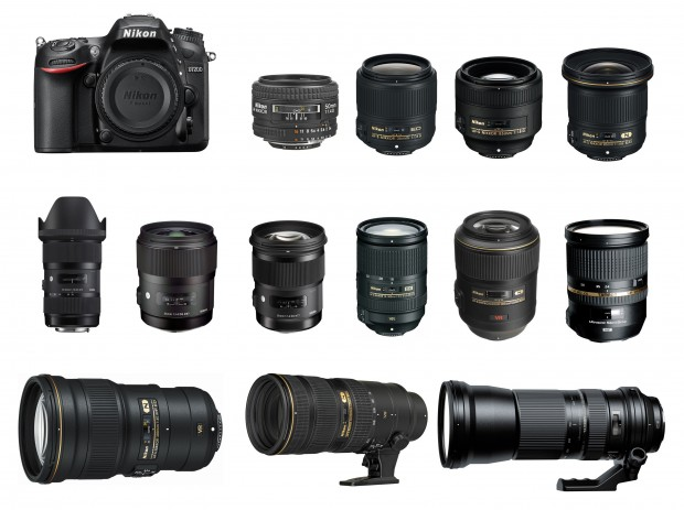 recommended-best-lenses-for-nikon-d7200