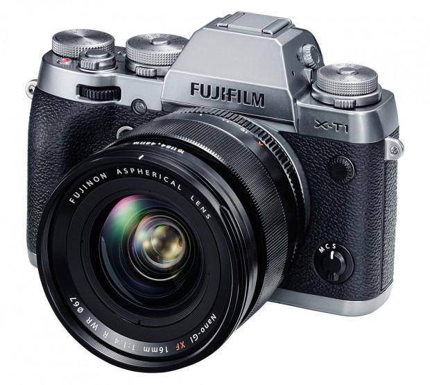 Fujifilm XF 16mm f 1.4 r wr lens