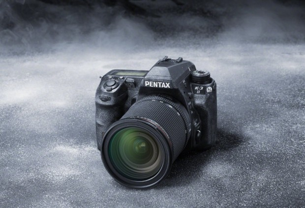 Pentax K-3 II DSLR camera