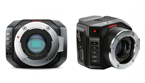 blackmagic micro cinema studio 4k camera