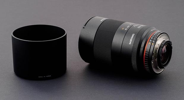 samyang 100mm f 2.8 macro lens