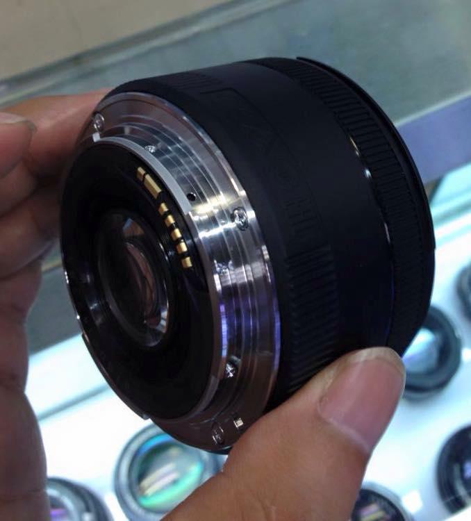 First Images & Specs & Price of EF 50mm f/1.8 STM Lens | Camera ...