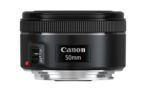 canon ef 50mm f 1.8 stm lens