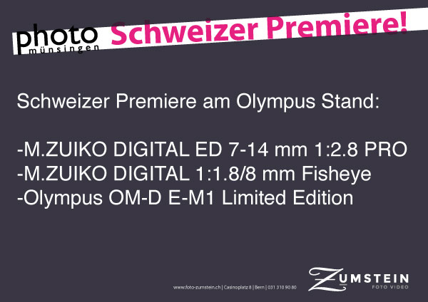 olympus new product