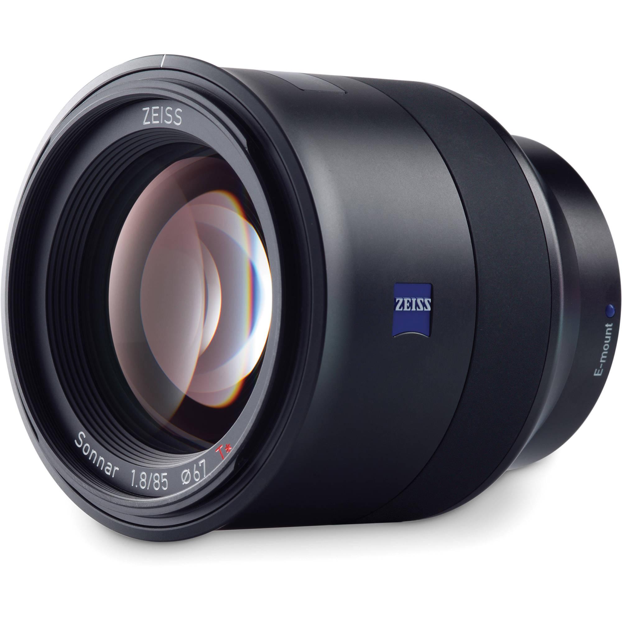 Tamron FE 85mm f/1.8 VC Lens Patent for Sony Full Frame Mirrorless ...