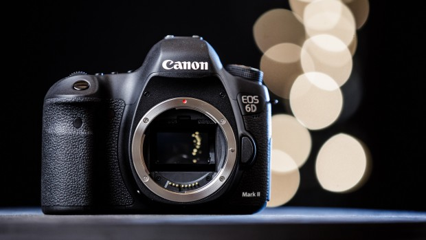 Photoshop Canon EOS 6D Mark II