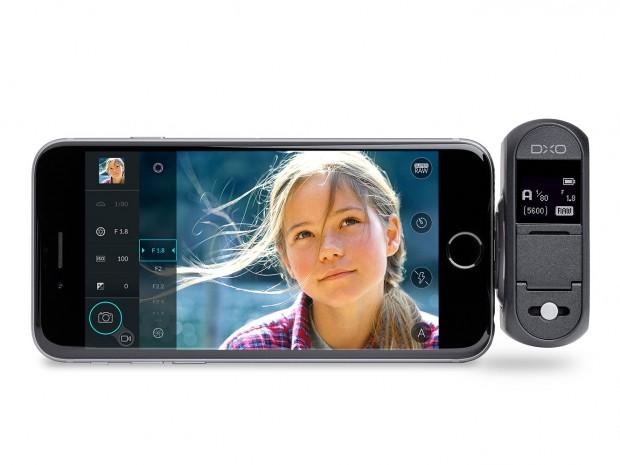 DxO One Camera on iphone