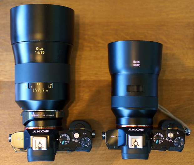 zeiss batis 85mm f 1.8 lens