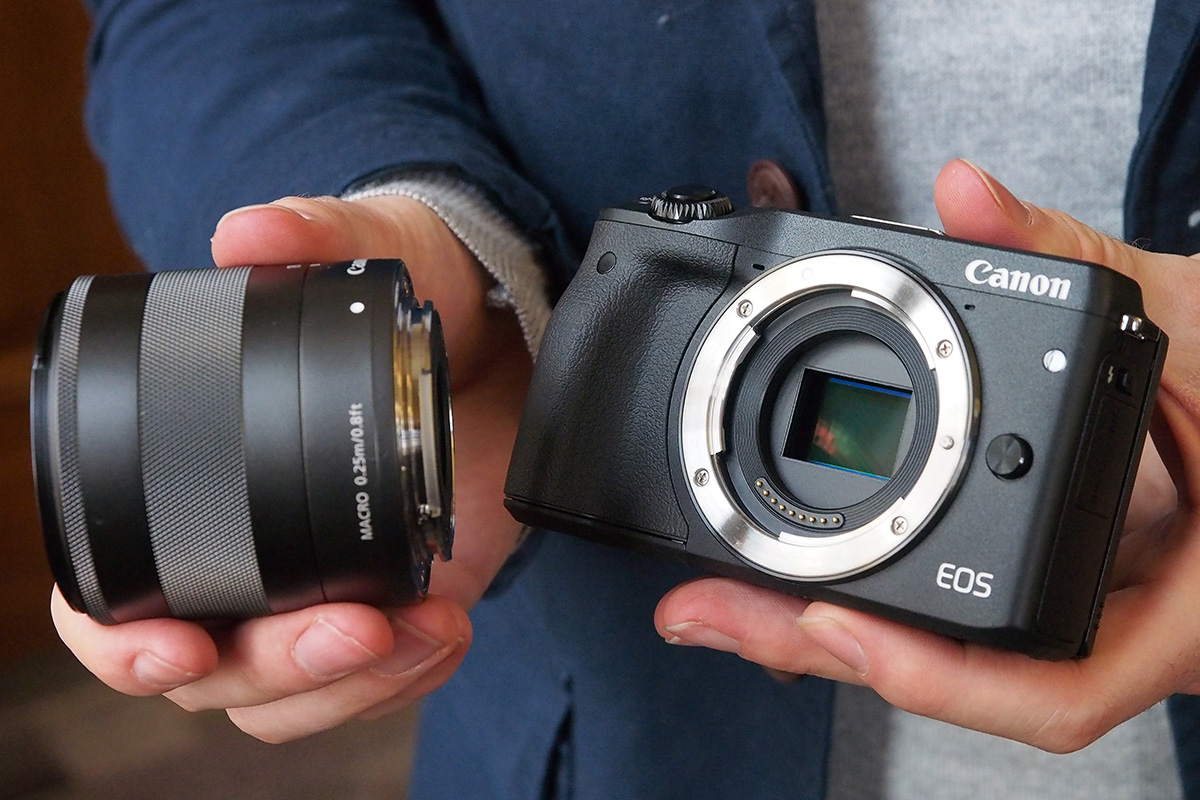 Canon EOS M5 – Camera News at Cameraegg