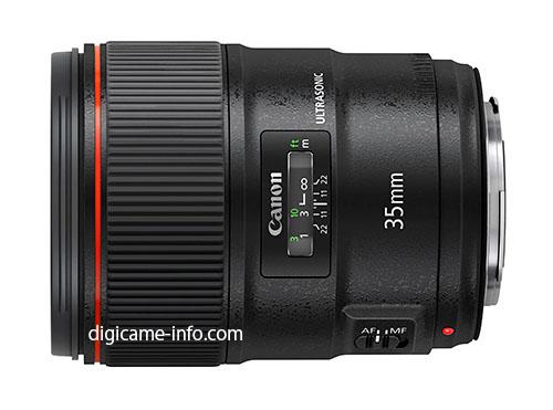 ef 35mm f 1.4l ii lens