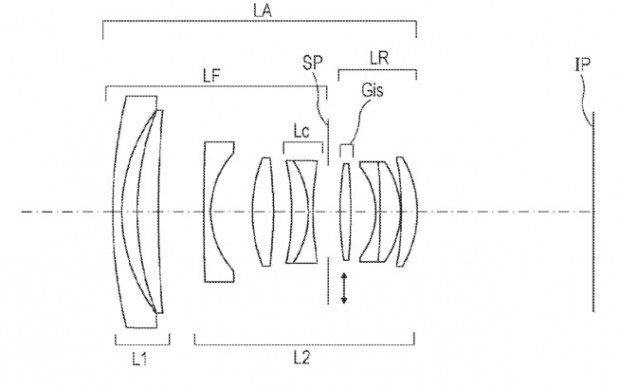 Canon-35mm-f2-Lens-Patent-Diagram
