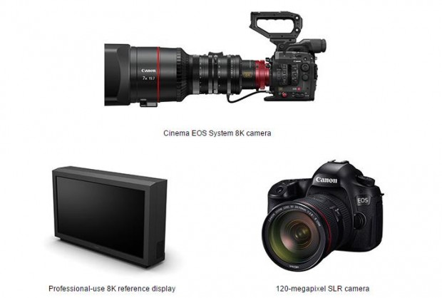 canon 120mp dslr camera