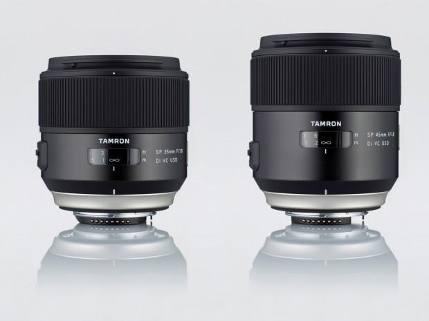 tamron-sp-35mm-f-1.8-45mm-f-1.8-di-vc-usd-lenses 1