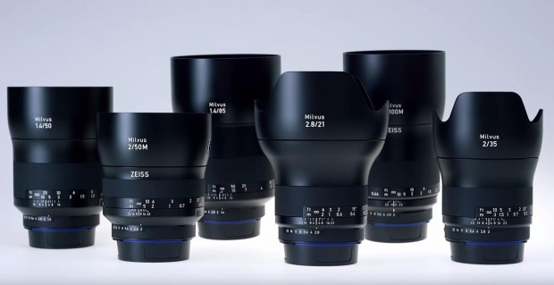 zeiss milvus lenses