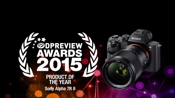 Sony a7RII, Nikon D750, EF 11-24mm f/4L Lens are DPReview Product of