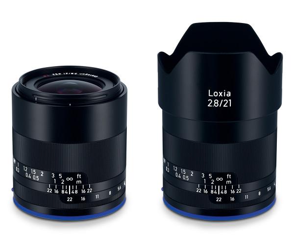 loxia 21mm f 2.8 2