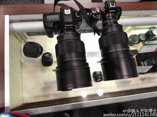 zhong yi 135mm f 1.4 lens 1