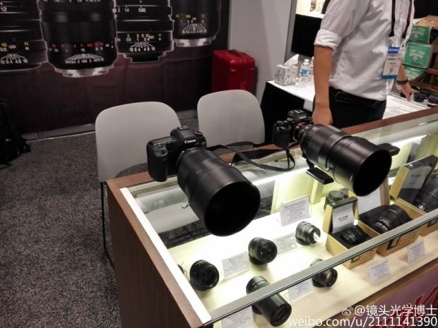 zhong yi 135mm f 1.4 lens