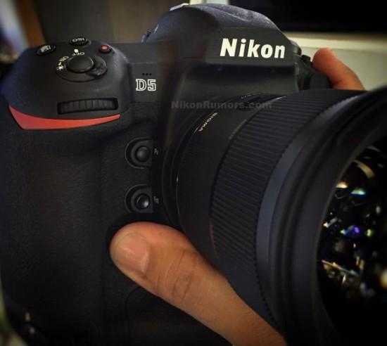 Nikon-D5-DSLR