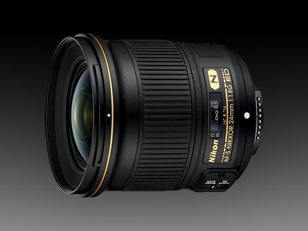 af-s nikkor 24mm f1.8 g ed lens