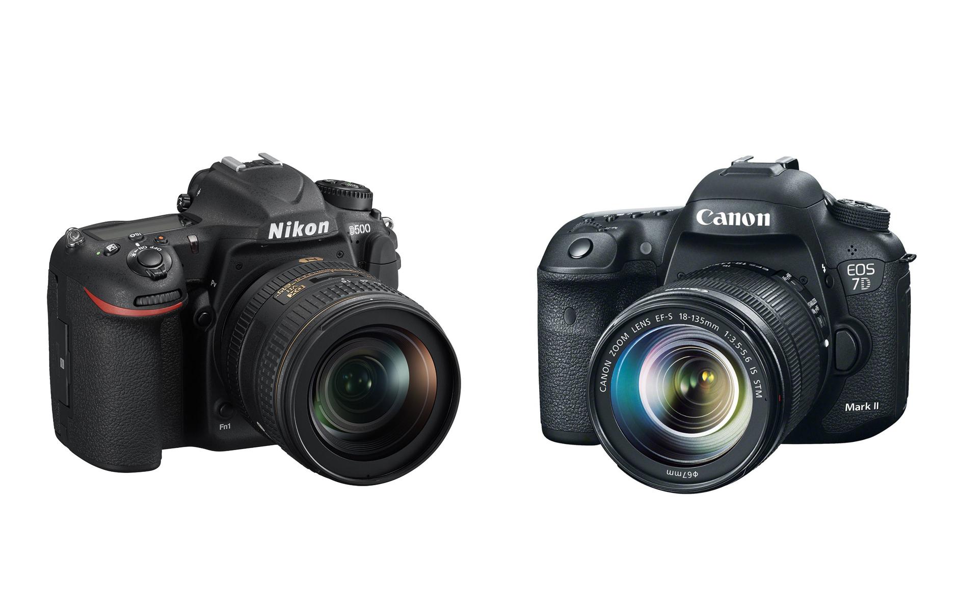 Canon vs. Nikon: Choosing the Right Camera System