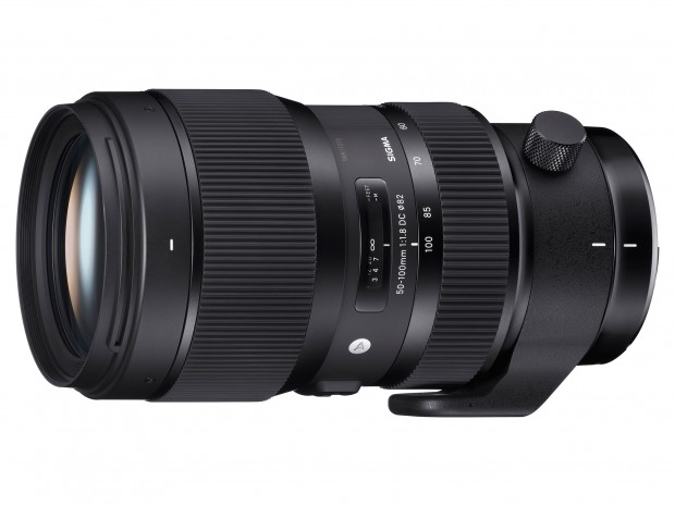 Sigma 50-100mm f 1.8 dc hsm art lens