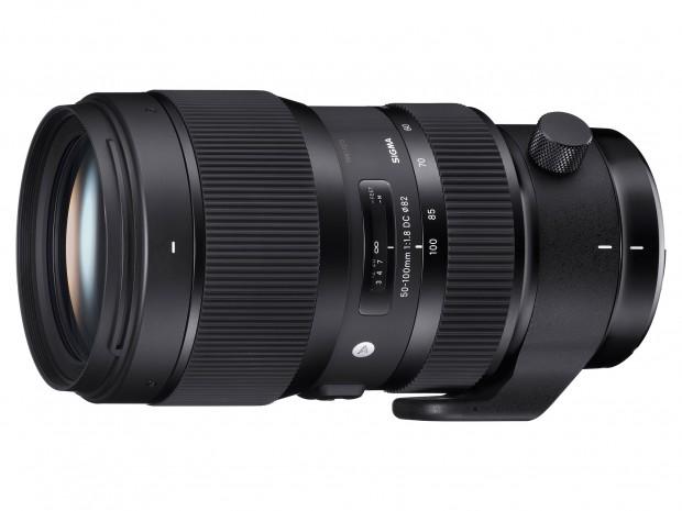 Sigma 50-100mm f 1.8 dc hsm art lens