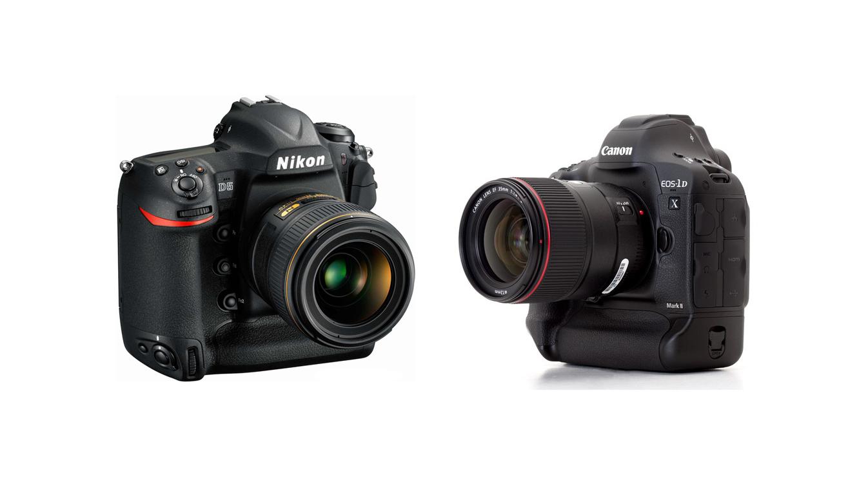 Nikon D5 Vs  Canon 1D X Mark II Specs Comparison – Camera