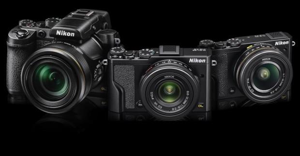 nikon dl compact cameras