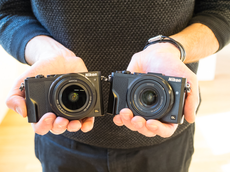 Nikon DL18-50 Digital Camera External Microphone