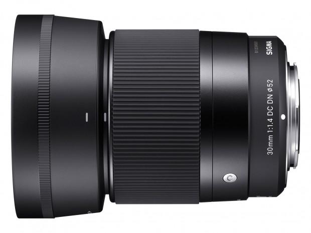 sigma 30mm f 1.4 dc dn c