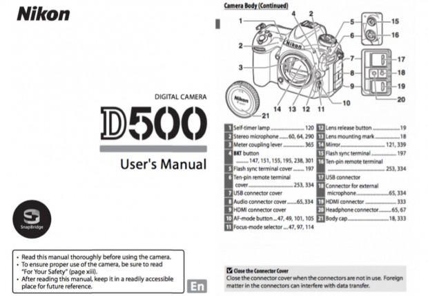d500 users manual