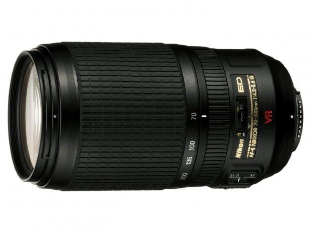 nikon 70-300mm vr lens