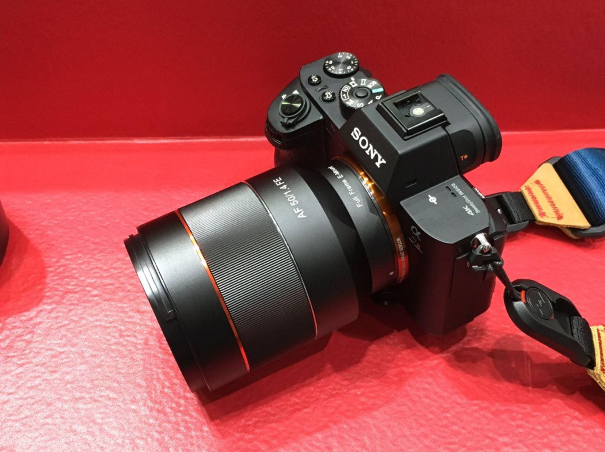 Samyang Af 50mm F 1 4 Fe Lens Tested On A7rii And Price