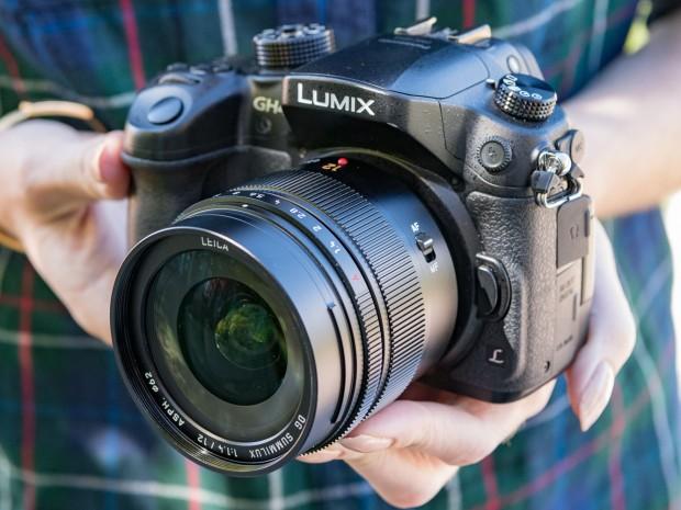 panasonic leica dg 12mm f 1.4 asph lens