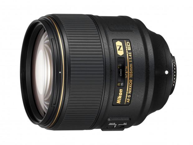 af-s nikkor 105mm f 1.4 e ed lens