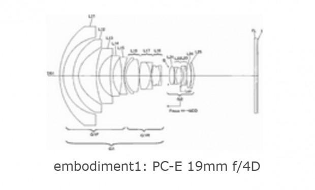 nikkor pc-e 19mm f 4d lens