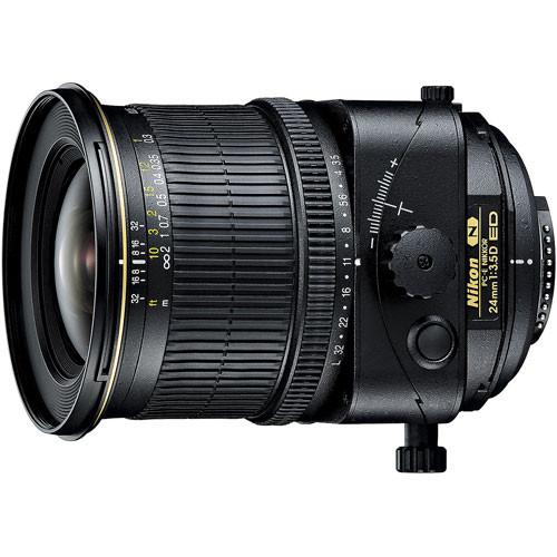nikon pc-e 24mm f 3.5 ed ts lens