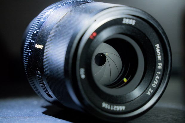 sony zeiss fe 50mm f 1.4 za lens